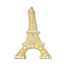 Emporte-pièce Tour Eiffel