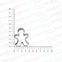 Emporte-pièce Bonhomme 5 cm