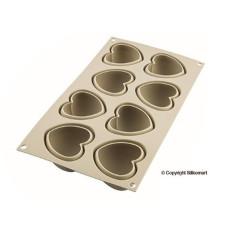 Moule à Gâteaux 3D Petits Coeurs