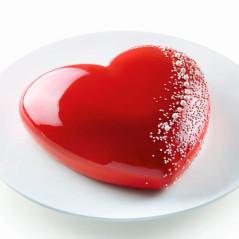 Moule à Gâteau 3D Coeur