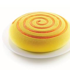 Moule à Gâteau 3D Spirale