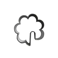 Emporte-pièce accroche Tasse forme Fleur