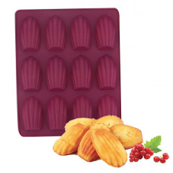 Moule à Madeleine silicone