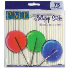 Bâtonnets pour Pops cakes et Sucettes 9,5 cm