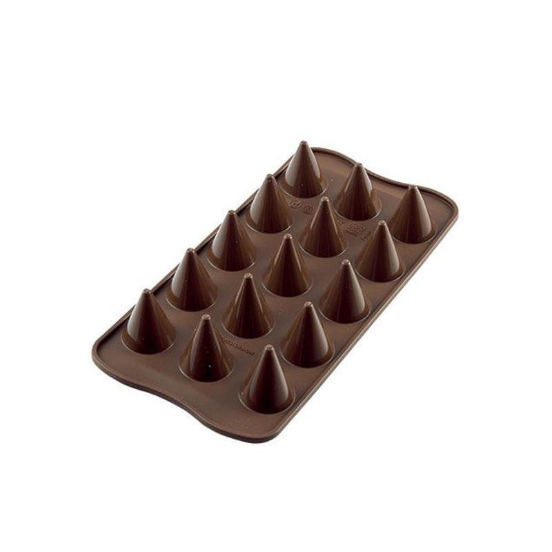 Moule à Chocolat Cône