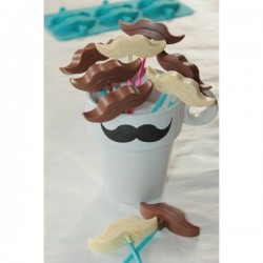 Moule à Sucette Moustache