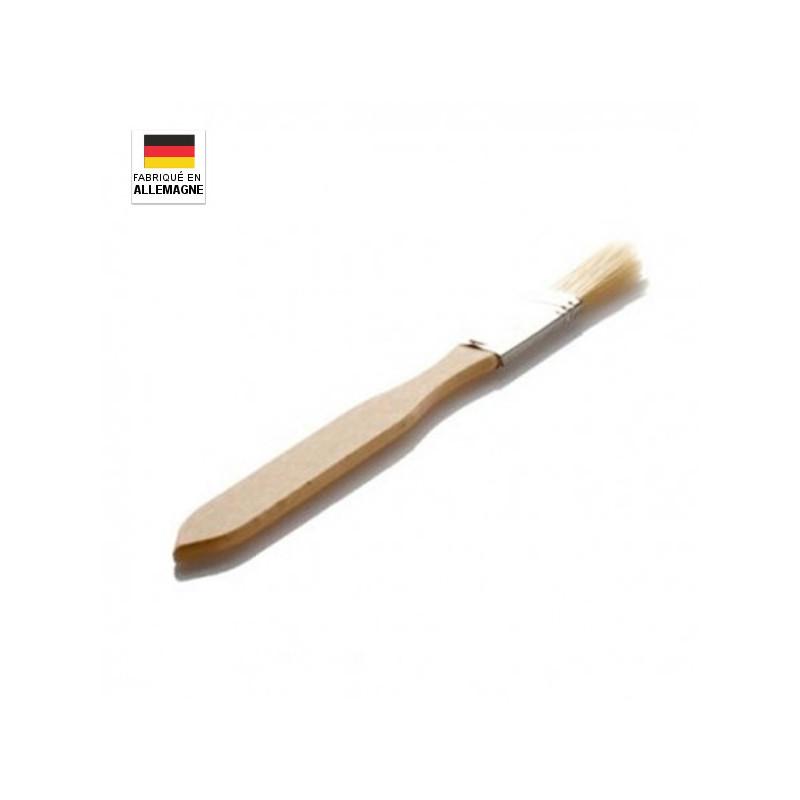 Pinceau pâtisserie en bois (petit)