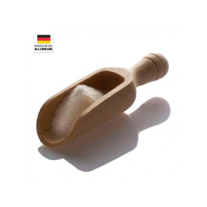 Cuillère Doseur à Sel en Bois 11 cm