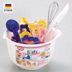 Kit Pâtisserie Enfant 18 Pièces