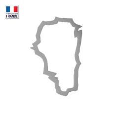 Emporte-pièce Carte Franche-Comté