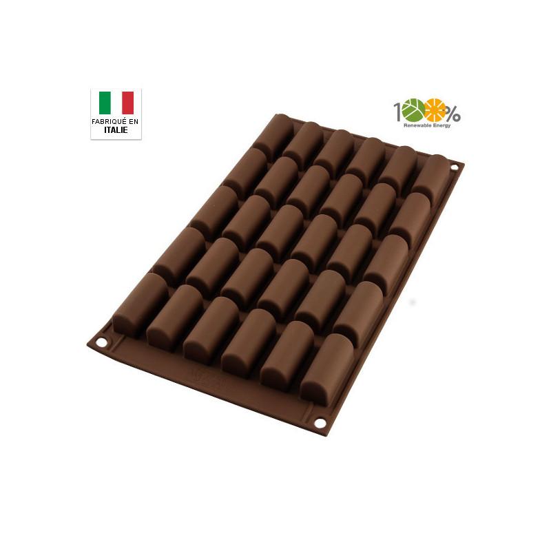 Moule à Chocolat Mini Bûche