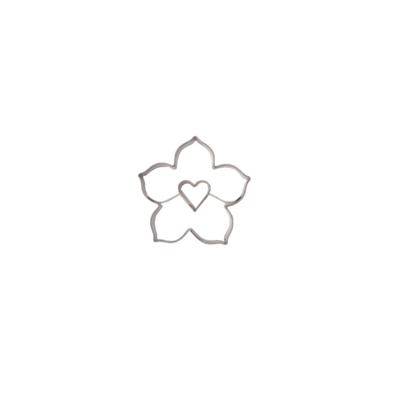 Emporte-pièce Fleur originale