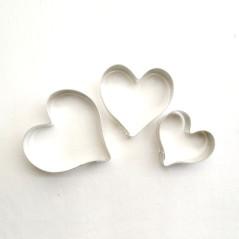 Emporte-pièces terrasse Coeur