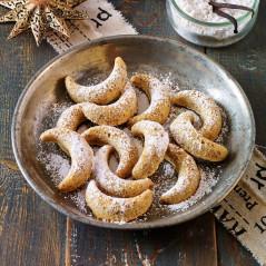 Moule Croissants - Bredele de Noël