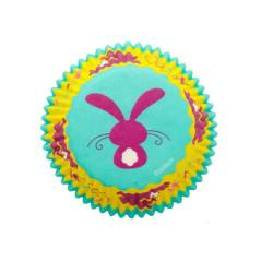 Caissettes à Muffins Lapin de Pâques
