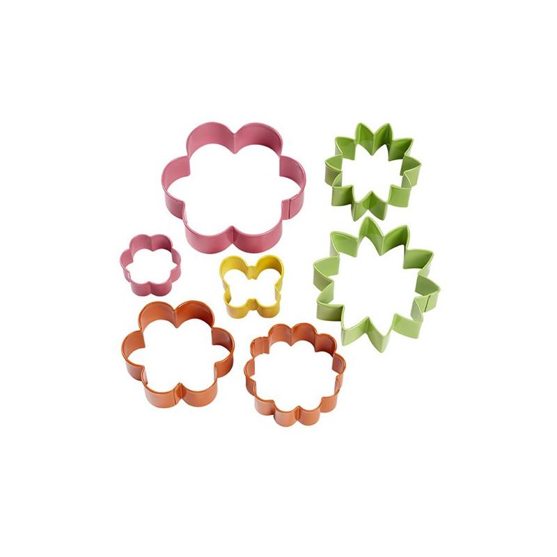 Emporte-pièces Fleurs (Lot de 7)