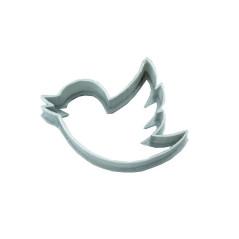 Emporte-pièce Twitter