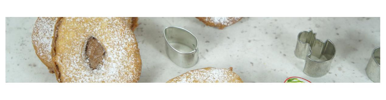 Mini emporte-pièces pour pâtisserie et bricolage