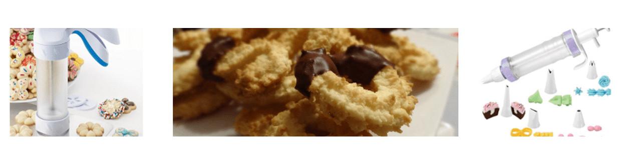 Hachoirs et presses à biscuits