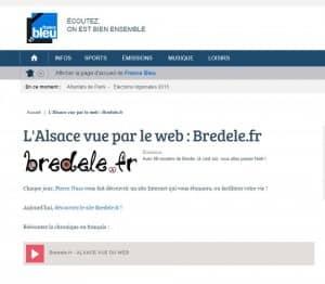 article france bleu alsace